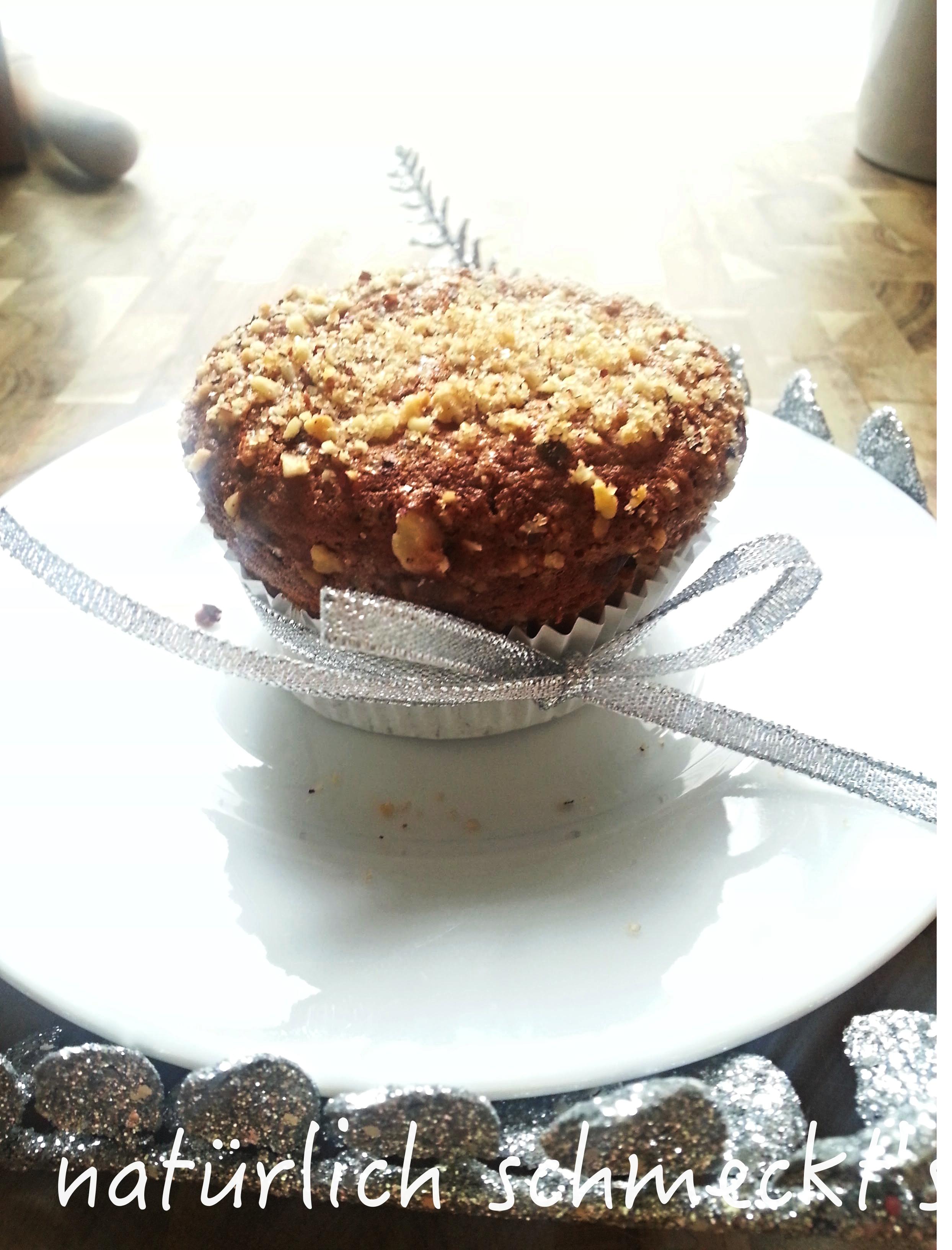 Lebkuchen Muffins